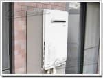 リンナイのガス給湯器に交換GTH-241AW→RUF-A2005SAW(A)