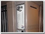 リンナイのガス給湯器に交換GT-168SAW-1-T→RUF-VS2005SAT