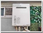 リンナイのガス給湯器に交換GT-243W→RUF-A2405SAW(A)