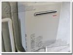 リンナイのガス給湯器に交換RGE16CV1-S→RUF-A1615SAW(A)