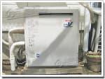 リンナイのガス給湯器に交換GRQ-2022SA→RFS-A2003SA