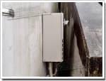 リンナイのガス給湯器に交換GT-2428SAWX→RUF-A2405SAW(A)