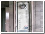 リンナイのガス給湯器に交換TP-SP161ST-1→RUF-VS2005SAT
