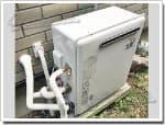 リンナイのガス給湯器に交換FP-206SZR→RUF-A2400SAG(A)