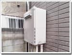 リンナイのガス給湯器に交換RFS-2005SA→RUF-A2005SAW(A)