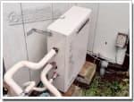 リンナイのガス給湯器に交換GT-1000R→RUX-A1613G