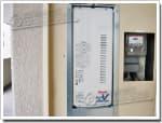リンナイのガス給湯器に交換GT-2003SAW-H→RUF-VS2005SAU