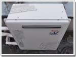リンナイのガス給湯器に交換GT-202R→RUF-A2003SAG(A)