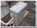 リンナイのガス給湯器に交換GT-2412SARX→RUF-A2400SAG(A)
