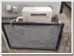 リンナイのガス給湯器に交換RUX-V1610G-E→RUX-A1613G