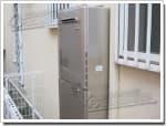 リンナイのガス給湯器に交換GT-2427SAWX→RUF-E2405SAW(A)