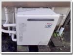 リンナイのガス給湯器に交換GT-2027SARX→RUF-A2003SAG(A)
