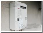 ノーリツのガス給湯器に交換GQ-2010WE→GQ-2039WS