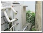 リンナイのガス給湯器に交換GRQ-162→RUX-A1613G