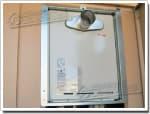リンナイのガス給湯器に交換AT-4299ARSAW3Q-C→RUF-A2405SAT-L(A)