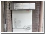 リンナイのガス給湯器に交換GTH-2413AWXH→RUF-A2405AW(A)