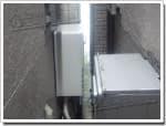 リンナイのガス給湯器に交換GX-244AW→RUF-A2405SAW(A)
