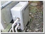 リンナイのガス給湯器に交換OSR-1660SAQ→RFS-A1610SA