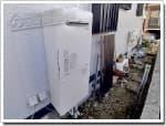 リンナイのガス給湯器に交換GJ-K24T1→RUF-A2405AW(A)