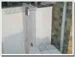リンナイのガス給湯器に交換GT-1617AWX→GX-H2000AW-1