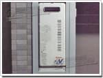 リンナイのガス給湯器に交換OURB-1601DSA→RUF-VS1615SAW