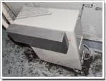 リンナイのガス給湯器に交換GQ-1621RX→RUX-A1613G