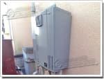 パーパスのガス給湯器に交換GT-2022SAWX→GX-H2000AW-1