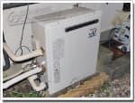 リンナイのガス給湯器に交換FH-201AWADR→RUF-A2003SAG(A)