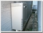 リンナイのガス給湯器に交換GT-2012SAWX→RUF-E2008AW(A)