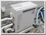 リンナイのガス給湯器に交換GX-244AR→RUF-A2400SAG(A)