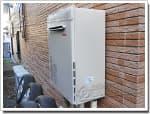 リンナイのガス給湯器に交換RUF-V2401SAW→RUF-A2405SAW(A)