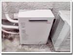 リンナイのガス給湯器に交換MA-516RFA→RUX-A1613G