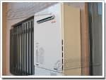 リンナイのガス給湯器に交換RUF-S1606AW→RUF-A1615SAW(A)