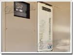 リンナイのガス給湯器に交換RUF-S2003SAWN→RUF-VS2005AW
