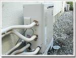リンナイのガス給湯器に交換RUF-1616U→RUF-A1610AG(A)