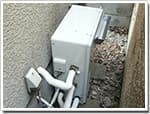 リンナイのガス給湯器に交換GT-162AR→RUF-A1610AG(A)